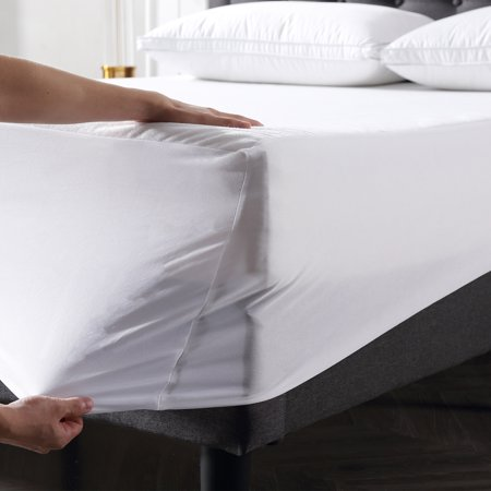 Modern Sleep Defend-A-Bed Premium Waterproof Mattress Pad, Multiple Sizes (Total Protection Mattress Pad)