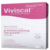 Viviscal Hair Nourishment System, Extra Strength, Tablets 60 Tabs (Pack of 3)