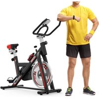 Deals on Exercise Bike Recumbent Spin Cycling Bike Indoor Cycle