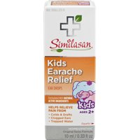 Similasan Kids Earache Relief Ear Drops, 0.33 fl. oz.