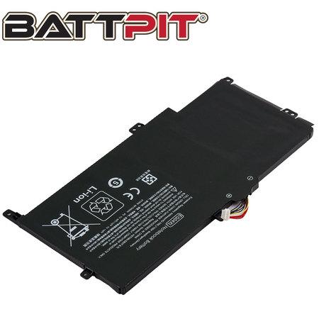 BattPit: Laptop Battery Replacement for HP Envy Sleekbook 6 1116tx, 681881-171, 681881-271, EG04XL, HSTNN-DB3T, TPN-C108 (1116tx Battery)