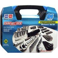 Channellock 94 Piece Mechanics Tool Set