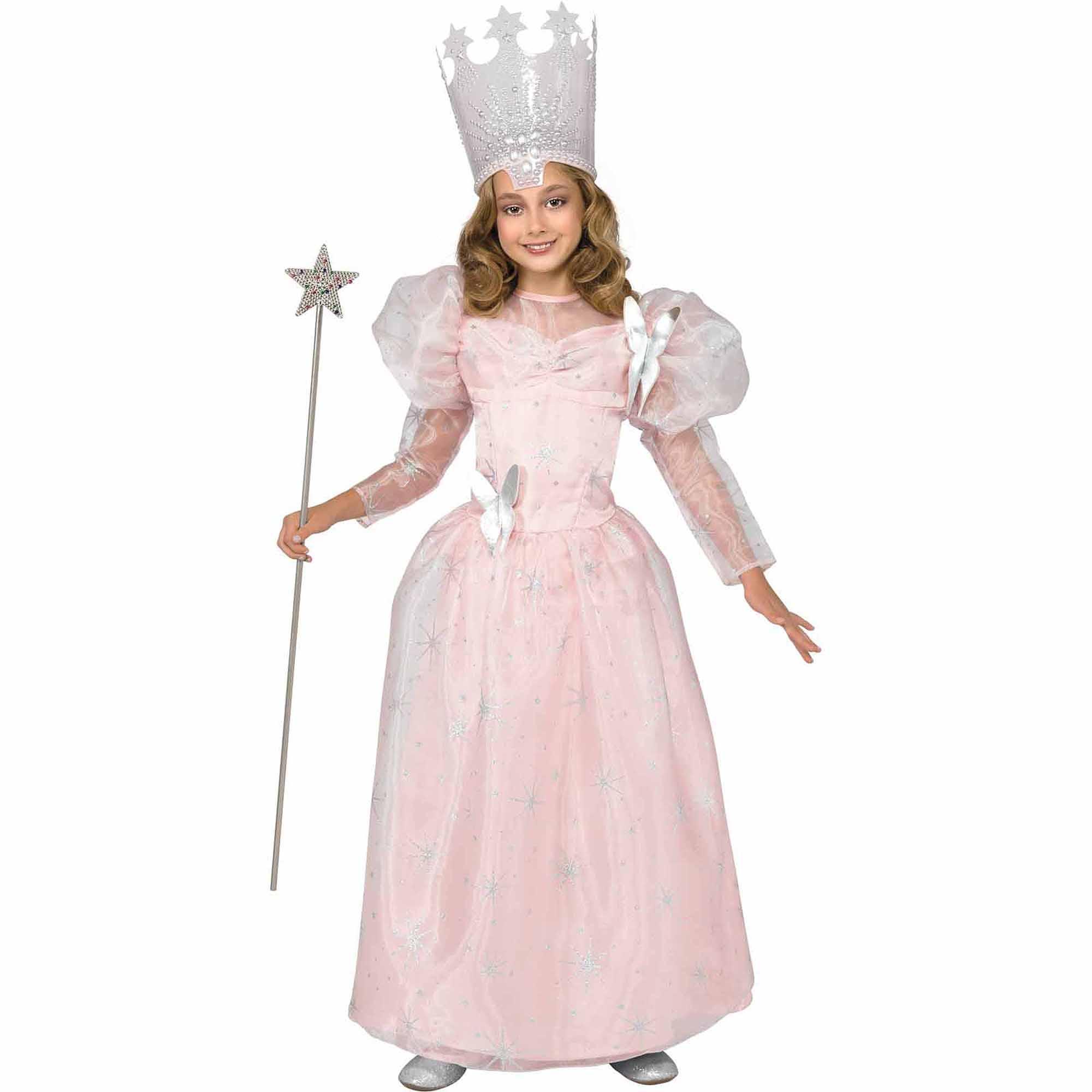 Deluxe Virgin Mary Costume Child Veil Manger Christmas Blue Girl New Medium 8-10