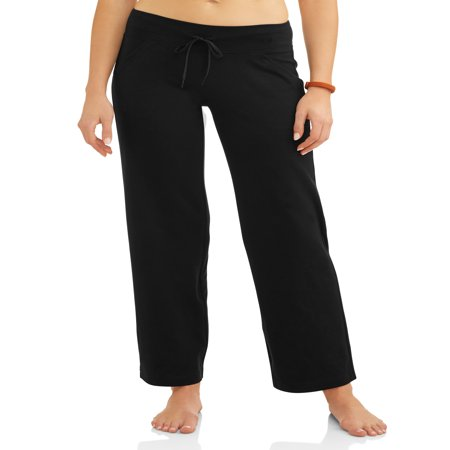 - Women's Petite Dri-Works Core Relaxed Fit Workout Pant