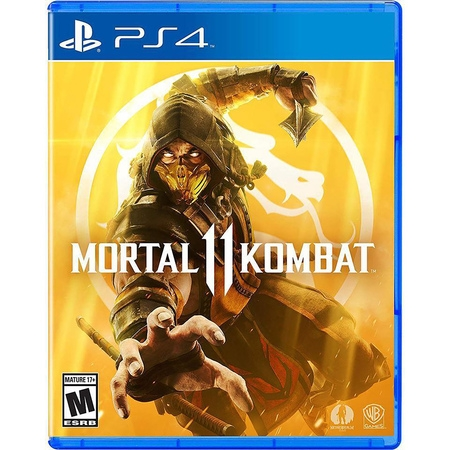 Mortal Kombat 11, Warner Bros., PlayStation 4,