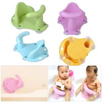 Bath Seat Baby Safety 1st Toddler Kids Bathing Support Chair Infant Bath Tub pink