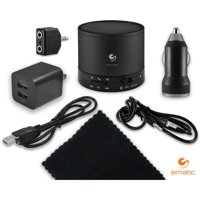 Ematic Tablet Accessory Kit with Speaker (EP218)