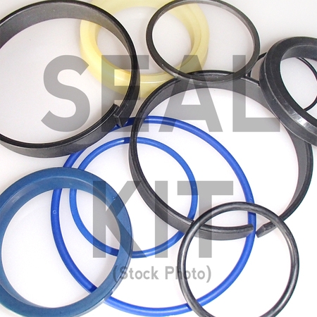 5691 Lift Hydraulic Cylinder Seal Kit Made To Fit Dual Loader 105 1 1/4