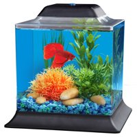 Hawkeye 1.5-Gallon Betta Fish Tank Aquarium Kit