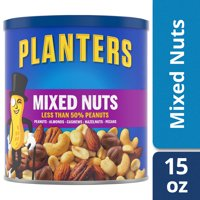 Planters Mixed Nuts, 15 oz Can