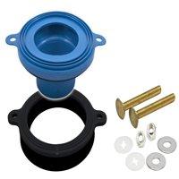 Fluidmaster 7530P8 Better Than Wax Universal Wax-Free Toilet Seal