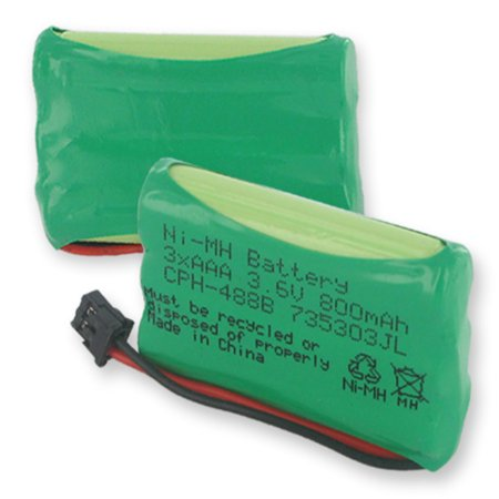 Cordless Phone Battery for Uniden (Best Chrome Battery Cordless Phones)