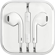 70eae822321 Refurbished Apple MD827LL/A EarPods with Remote and Mic, White