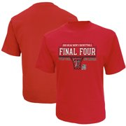 0d39b8d0b65 Texas Tech Red Raiders Russell 2019 NCAA Men s Basketball Tournament March  Madness Final Four Bound T