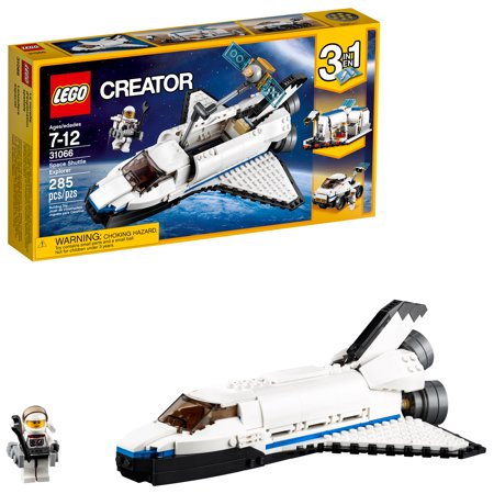 lego creator space shuttle explorer review - photo #19