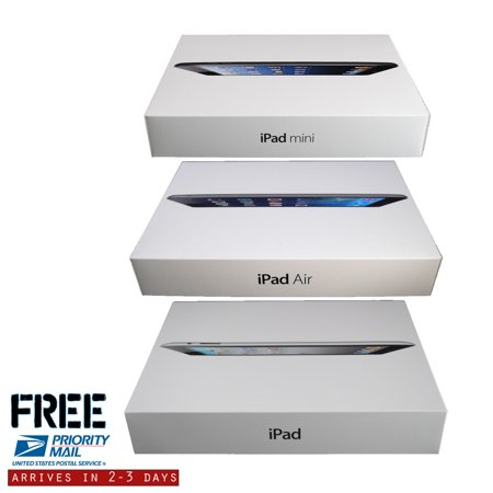 Refurbished Apple iPad 3 16GB,32GB,64gb - Wifi with 1-Year Warranty | Bundle includes Case