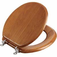 Mainstays™ Molded Wood Toilet Seat