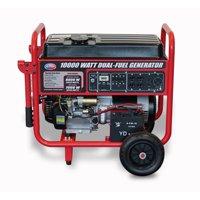 All Power America 10000 Watt Dual Fuel Generator APGG10000GL, 10000W Gas/Propane Portable Generator with Electric Start, EPA Certified
