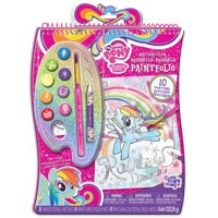 My Little Pony Watercolor Paintfolio