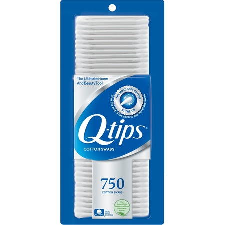 Q-tips Cotton Swabs, 750 ct - Halloween Dirty Q Tips