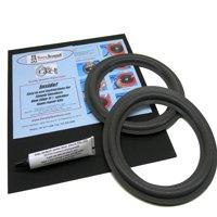 """Kenwood Speaker Foam Edge Repair Replacement Kit, 8"""", FSK-8"""