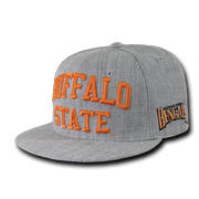 4c58259ceefafe NCAA Buffalo State Bengals College 6 Panel Game Day Snapback Caps Hats