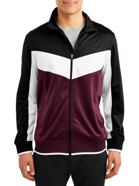 Russell Exclusive Big Men's Retro Track Jacket