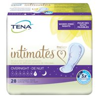 TENA Intimates Ultimate Full Coverage Overnight Pads - 3 pks of 28 ct