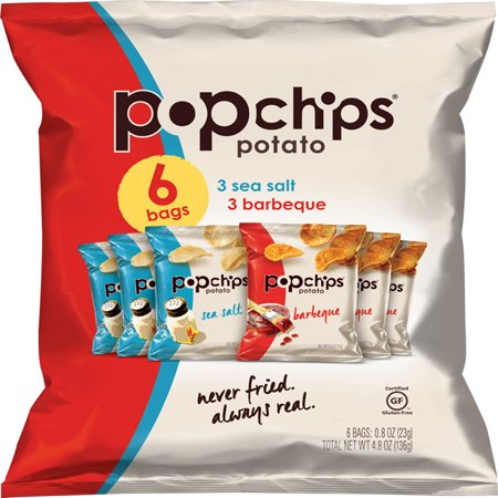 Popchips Potato Variety Pack, 4.8 - Select Variety Pack