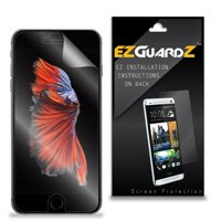 (3-Pack) EZGuardZ Screen Protector for Vtech Kidizoom Smartwatch (Ultra Clear)