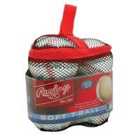 RAWLINGS TVBBAG6 6 pk Bag of Tballs