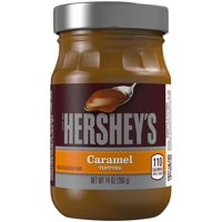(3 Pack) Hershey's, Caramel Topping, 14 Oz