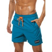439dc059d9d30 New Fashion Men Swim Shorts Trunks Pants Board Shorts Boardshorts Swimwear  Swimsuit Beachwear Casual Surfing Swimming