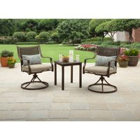 Better Homes & Gardens Lynnhaven Park 3 Piece Outdoor Chat Set