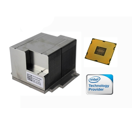 Intel Xeon X5650 SLBV3 Six Core 2.66GHz CPU Kit for Dell PowerEdge