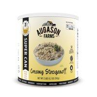 Augason Farms Creamy Stroganoff 2 lbs 0. 2 oz No. 10 Super Can