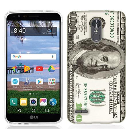 Dollar Cover (MUNDAZE LG Stylo 4 Skin Case Cover Hundred)