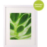 """Better Homes & Gardens White Picture Frame, 11x14"""" matted to 8x10"""""""