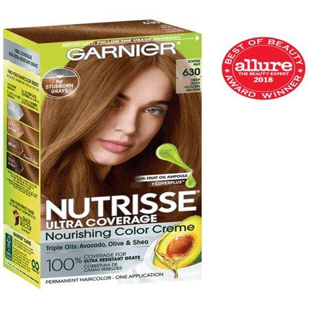 Womens Praline - Garnier Nutrisse Ultra Coverage Hair Color