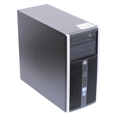 HP Elite 8100 Tower Intel Core i5 3.2Ghz Processor 8GB RAM 1TB Hard Drive DVD-Rom Windows 10 Home 64 Bit