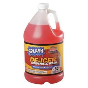 Windshield Wash Cleaner/DeIcer,1 Gal SPLASH 234926
