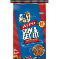 Purina Alpo Come and Get It Come & Get It! Cookout Classics Dry Dog Food, 14 Lb.