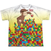 Curious George Messy George Unisex Baby Snapsuit