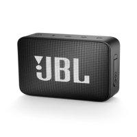 JBL Go 2 Bluetooth Waterproof Speaker, Black