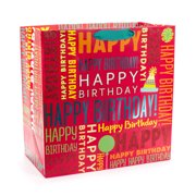 Hallmark Extra Large Birthday Gift Bag Happy