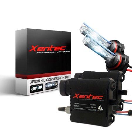 Xentec K Xenon Hid Kit For Ford Edge   High Beam Headlight  Super Slim Digital Hid Conversion Lights Walmart Com