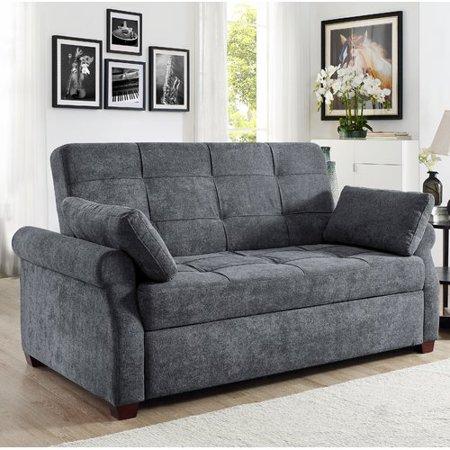 Swell Serta Haiden Queen Sofa Bed Grey Alphanode Cool Chair Designs And Ideas Alphanodeonline