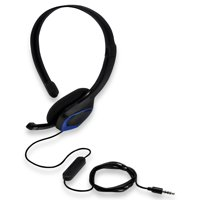 Onn Chat Headset For Playstation 4, Ona14Mg013, 00681131072922