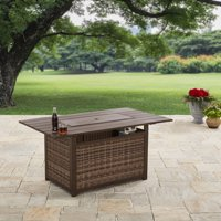 """Better Homes and Gardens 54"""" Rectangle Fire Pit - Gas"""