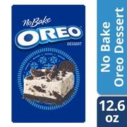 (3 Pack) Jell-O No Bake Oreo Dessert Mix, 12.6 oz Box